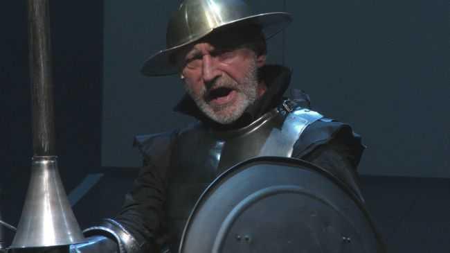 Don Quijote a Nemzetiben