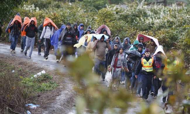 A menekültekről tárgyalt Obama és Merkel