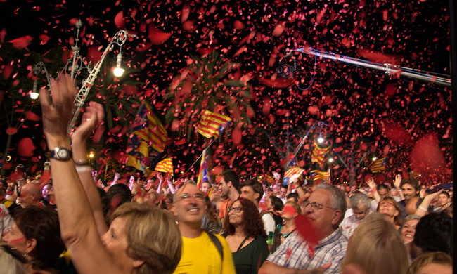 A függetlenségpártiak nyertek Katalóniában