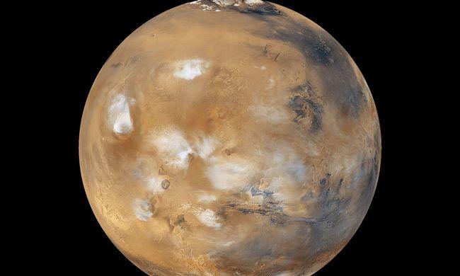 2028-ban hat embert küldhetnek a Marsra