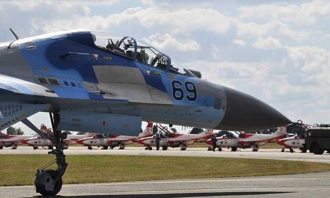 Az orosz légierő elindul Szíriába