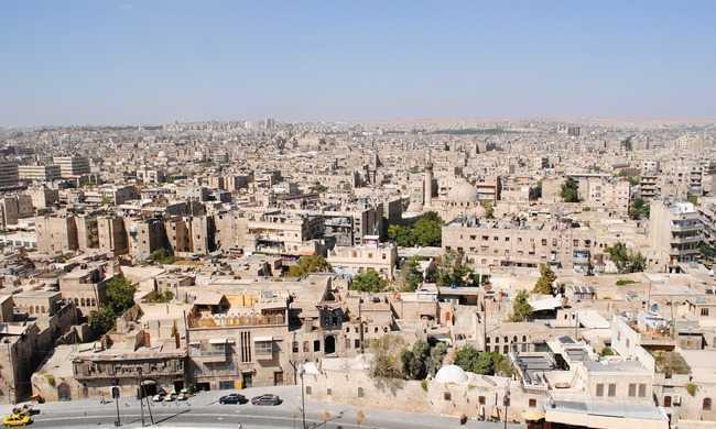 Az oroszok elkezdték a bombázást Szíriában