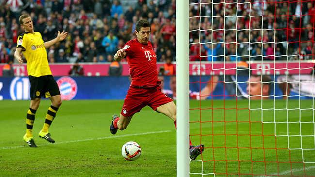 Lewandowski megállíthatatlan, megvan az új az aranycipős?