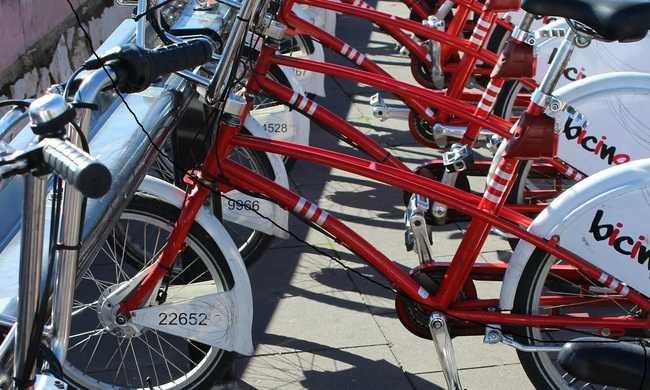 Egészséges lehet a nagyvárosi biciklizés
