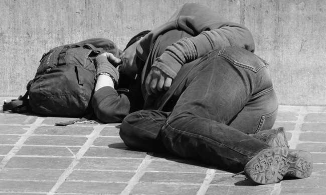 Szállóra és  melegedőbe viszik télen a hajléktalanokat