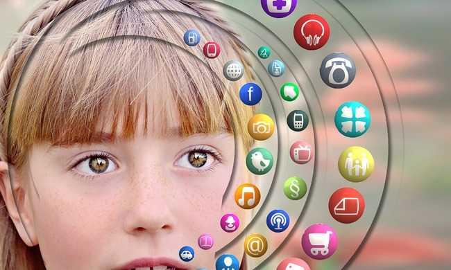 Stresszt okoz a gyerekeknél az okostelefon