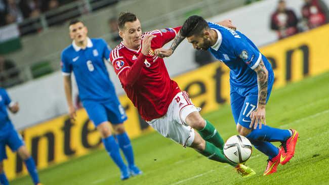 Sok gól, de vereség a tét nélküli görög meccsen