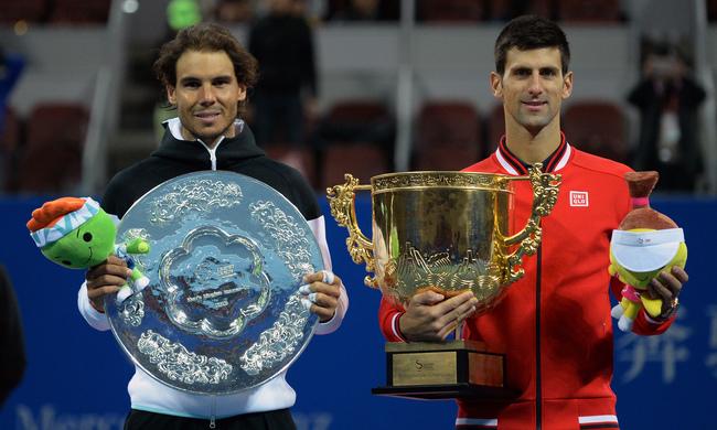 Djokovics megint legyőzte Nadalt
