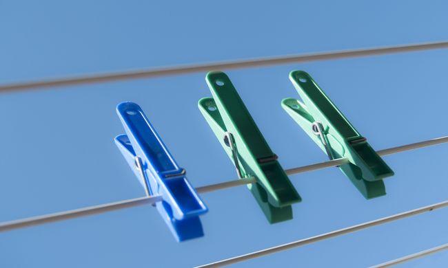 Megszűnt a ruhaszárító kötél tilalma