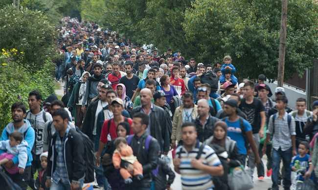 Megdőlt a több évtizedes menekültrekord