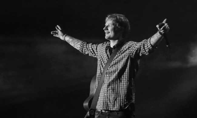 Ed Sheeran dala a Spotify legtöbbször meghallgatott slágere
