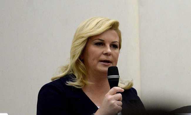 A horvát elnök is kerítést akar