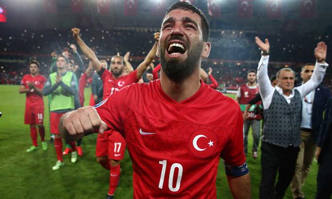 A pillanat, amikor a törökök megtudták, hogy ott lesznek az Eb-n