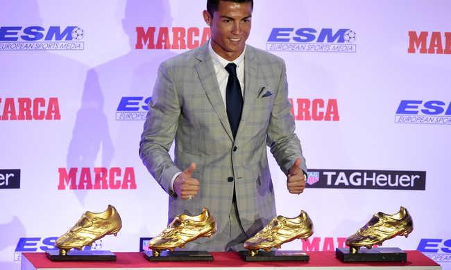 Ronaldo elmondta, hogy mikor hagyja abba