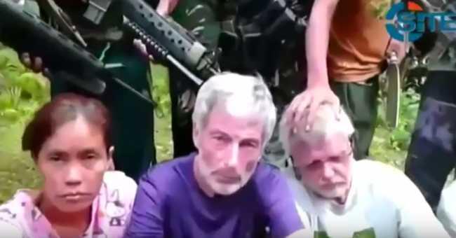 Túszaikat videózták az emberrablók
