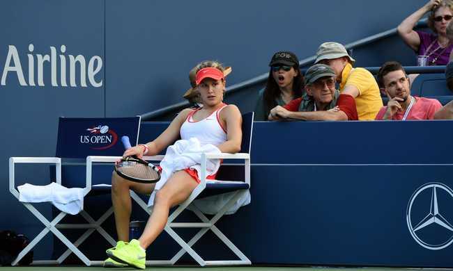 Agyrázkódása miatt perel a fiatal teniszezőnő