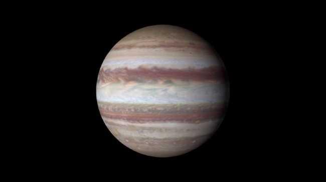 Lélegzetelállító kép érkezett a Jupiterről