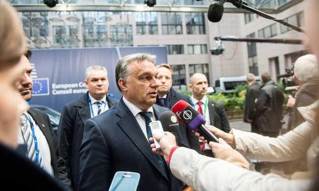 Orbán Viktor: Magyarország képes megvédeni a schengeni határokat