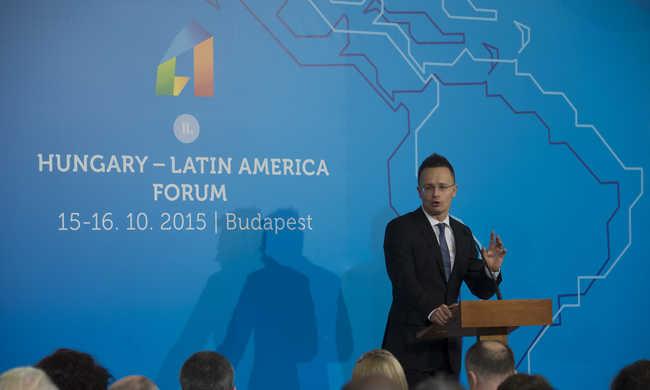 Kapcsolat a latin-amerikai országokkal
