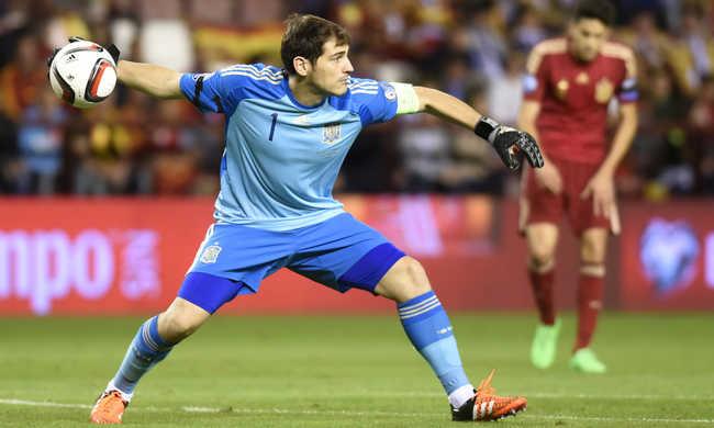 Casillas elmondta, hogy kitől félt a legjobban