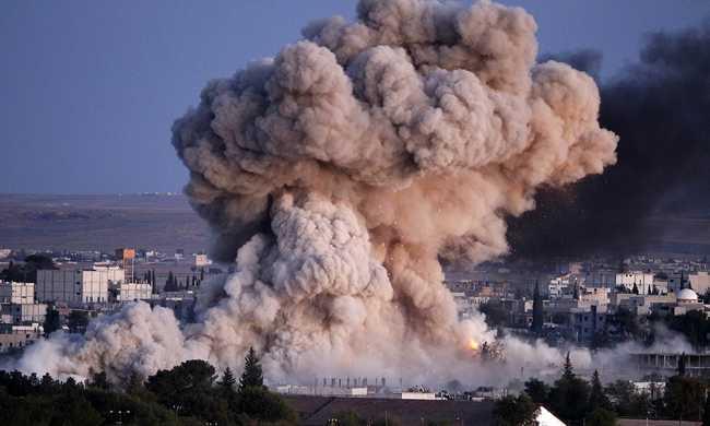 Az Iszlám Állam újabb területeket vesztett Szíriában