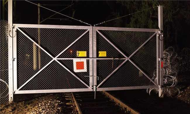 Zárva a horvát határ, ellenőrzés a szlovénen