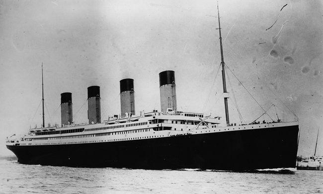 Kiderült: valójában tűztől süllyedhetett el a Titanic