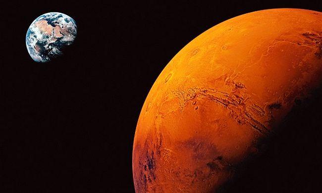 Európa az oroszokkal együtt indít űrszondát a Marsra