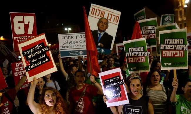 Gyilkos késelések ellen tüntettek