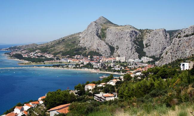 Egyre népszerűbb úti cél Horvátország, rekord számú turista érkezett