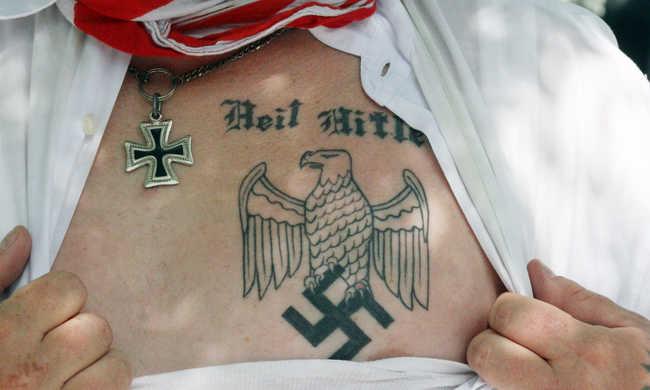 Erőszakkal ért véget a szélsőjobboldaliak tüntetése Hitler születésnapján