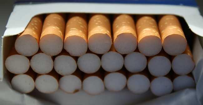 Harmincnyolc millió forint értékű cigarettát rejtegetett a garázsban