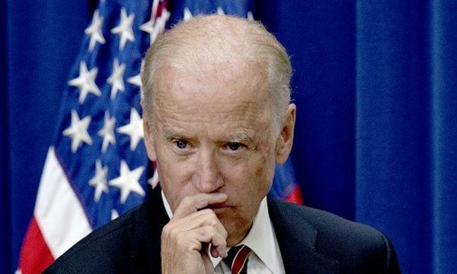 A Washington Postnál Biden pár percig elnökjelölt volt