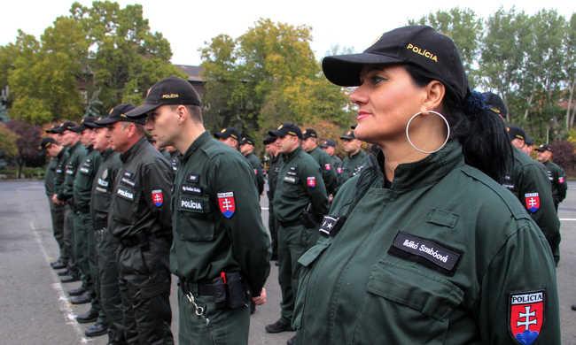 Megérkeztek Magyarországra a szlovák rendőrök