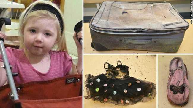 Kislány holtteste a bőröndben, az anyját is megölték