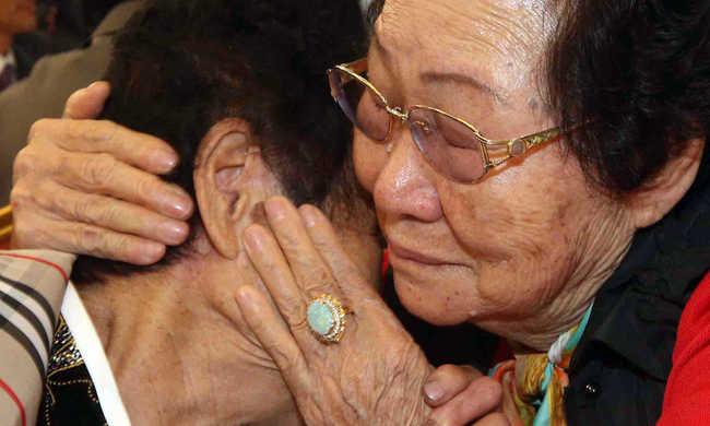 62 éve elszakított családok találkozhattak