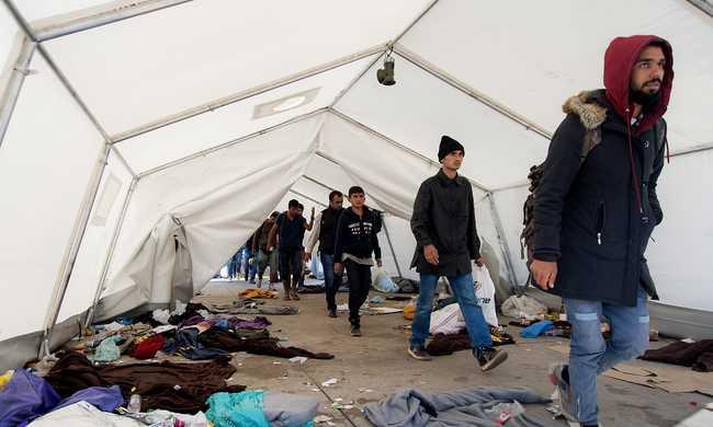 Német miniszter: szíriaiak tömege indulhat megint el