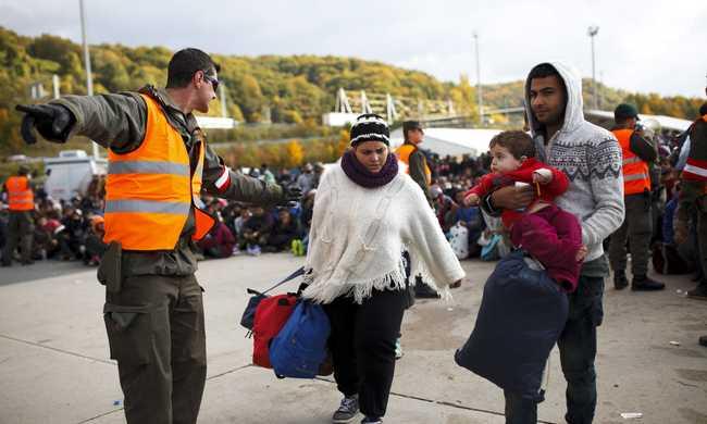 Bevándorlás: folyamatosan változik Ausztria befogadóképessége