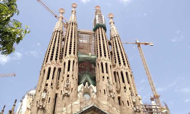 11 éven belül kész lesz a Sagrada Familia