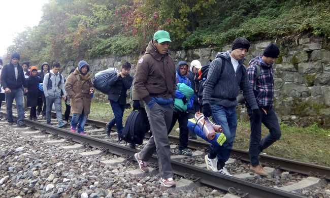 Káosz az osztrák-szlovén határon