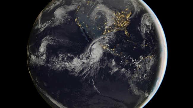 Hamarosan lecsap a történelem legnagyobb vihara