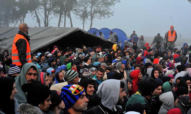 Menekülttáborban fogták el a terroristát