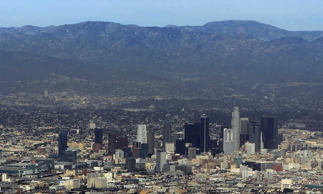 Brutális földrengést várnak Los Angelesben