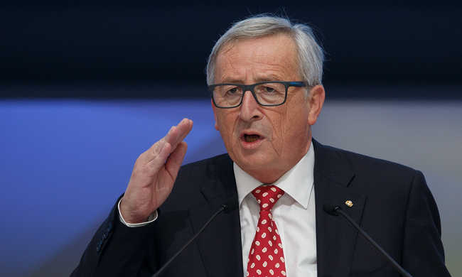 Juncker: megromlik az EU kapcsolata a britekkel