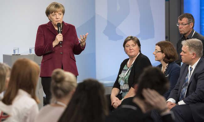 Merkel: az integráció nem feltétlenül szól örökre