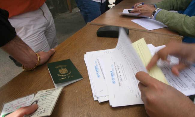 Rengeteg útlevelet adnak ki Szíriában, a hamisítással is sok pénzt keresnek