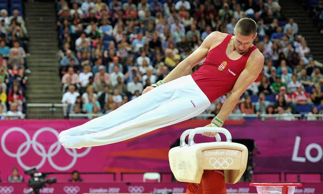 Berki bukhatja az olimpiát