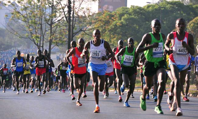 Csalt a maratoni futó: lecsukták