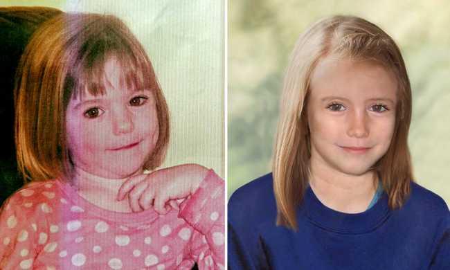 Már csak négy rendőr keresi a kis Madeleine-t