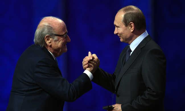 Blatter: már a szavazás előtt döntöttünk az orosz vb-ről